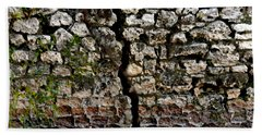 Crack In The Wall Hand Towel