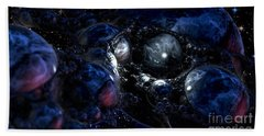 Cradle Of The Universe Bath Towel