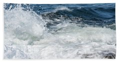 Crashing Surf Bath Towel