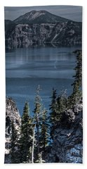 Crater Lake 4 Bath Towel