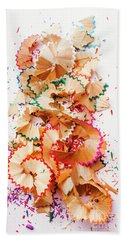Creative Mess Bath Towel