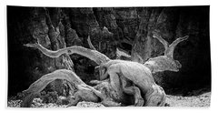 Creatures Of Bryce Canyon Bath Towel