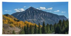 Crested Butte Hand Towel