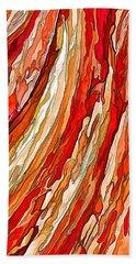 Crimson Tide Hand Towel