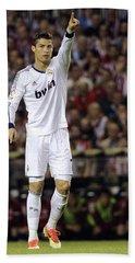 Cristiano Ronaldo 31 Hand Towel