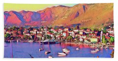 Croatia Coastal Living Bath Towel