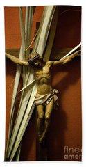 Crucifix Hand Towel