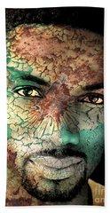 Cryptofacia 88 - Bruce Hand Towel