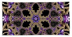 Bath Towel featuring the digital art Crystal 613433 by Robert Thalmeier