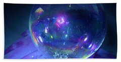 Crystal Ball Hand Towel