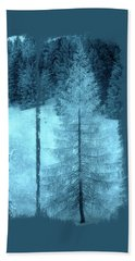 Crystal Larch Hand Towel