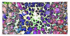 Crystal Musings 1 Hand Towel