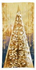 Crystal Tree Hand Towel