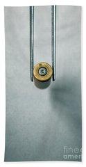 Csi Bullet Shell Evidence  Bath Towel