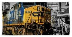Csx Engine Gaithersburg Md Hand Towel