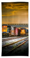 Csx Two For One Hand Towel by Marvin Spates