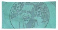 Cuba Plaque 1999 Hand Towel