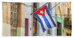 Cuban Pride Hand Towel