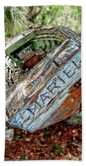 Cuban Refugee Boat 3 The Mariel Hand Towel