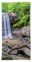 Cucumber Falls Bath Towel
