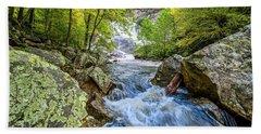 Cullasaja Falls Bath Towel