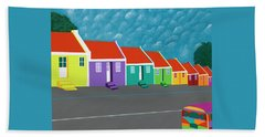 Curacao Dreams IIi Hand Towel