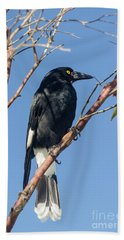 Currawong Bath Towel
