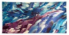 Cy Lantyca 37 Bath Towel by Cyryn Fyrcyd