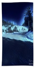 Cypress Bowl, W. Vancouver, Canada Hand Towel
