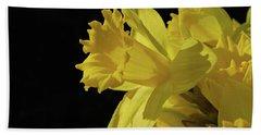 Daffodil Bath Towel