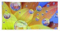 Dahlia Galaxy Two Hand Towel