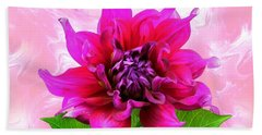 Dahlia Bath Towel