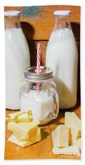 Dairy Delights Bath Towel