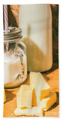 Dairy Farm Products Hand Towel