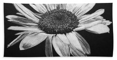 Daisy I Hand Towel by Marna Edwards Flavell