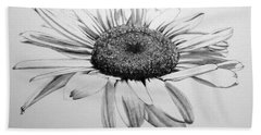 Daisy II Hand Towel by Marna Edwards Flavell