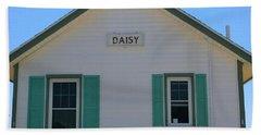 Daisy Hand Towel