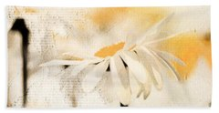 Daisyday - 56at01 Hand Towel by Variance Collections