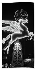Dallas Pegasus Bw 121517 Hand Towel