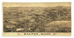 Dalton, Mass. Hand Towel