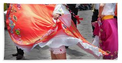 Dancer Hand Towel