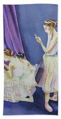 Dancer's Hand Towel