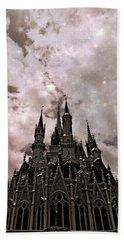 Dark Disney Hand Towel