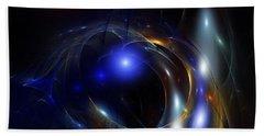 Dark Matter Revealed Bath Towel