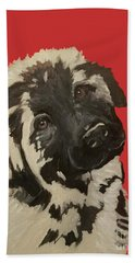 Date With Paint Sept 18 5 Hand Towel