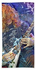 Dave Mustaine, Megadeth Hand Towel