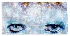 David Bowie / Stardust Bath Towel