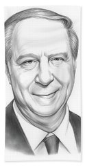 David Gergen Hand Towel