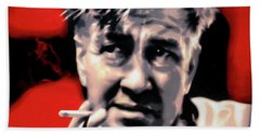 David Lynch Hand Towel