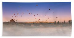 Dawn, Cappadocia Bath Towel
